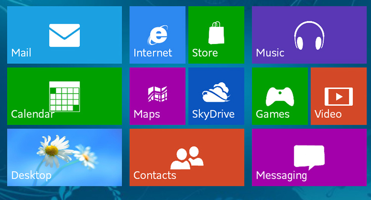 Butonul Start pentru Windows 8