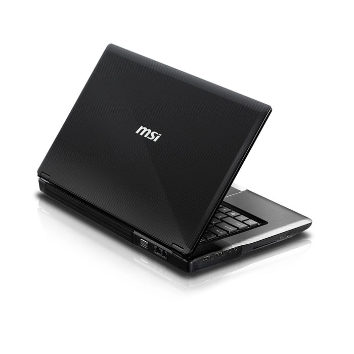 Notebook MSI CR620