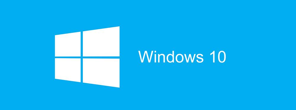 Meniul Start in Windows 10